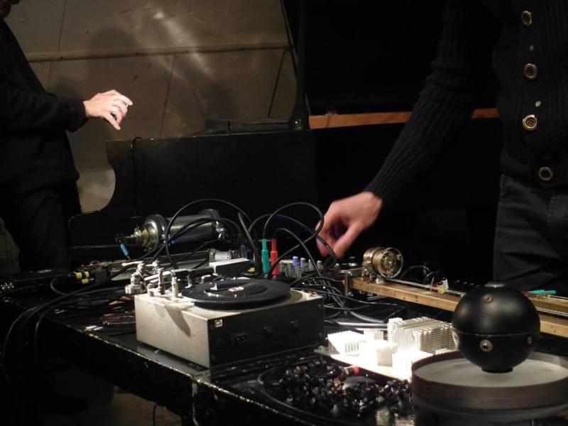 В галерее Щукина проведут вечер импровизационной музыки