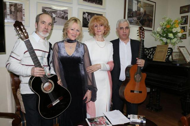 В Доме романса Щукина прозвучат стихи и лирические песни