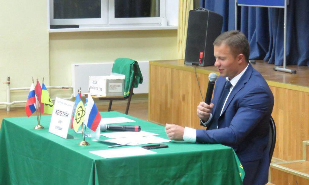 Встреча с жителями района Щукино состоится 18 декабря