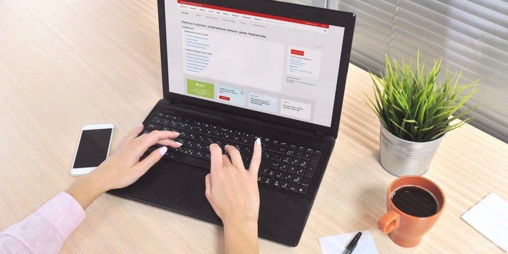 Портал mos.ru поможет решить многие вопросы удаленно